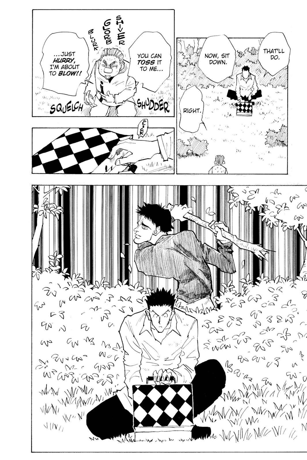 Hunter X Hunter, Chapter 25 image 014