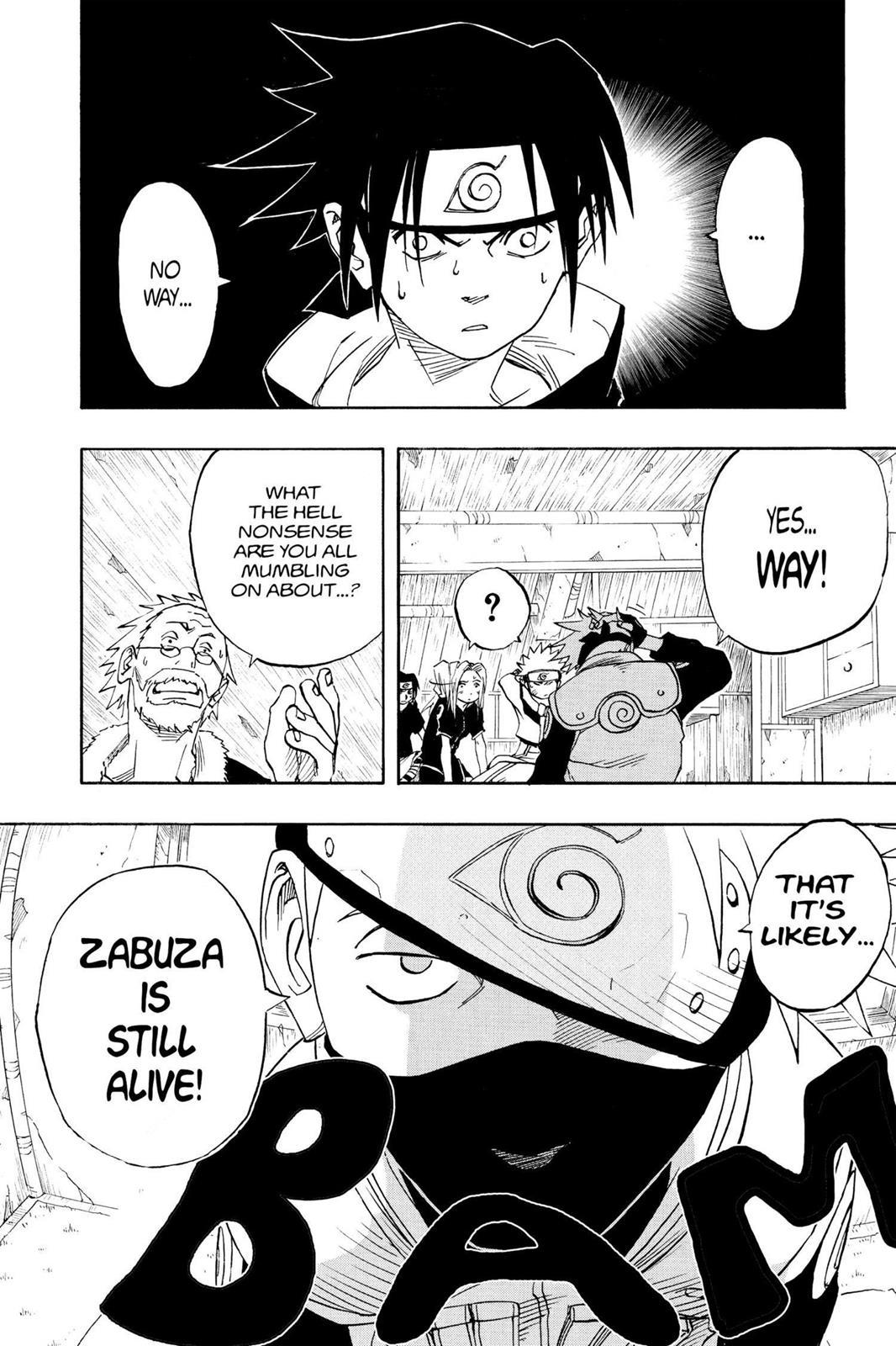 Naruto, Chapter 17 image 004