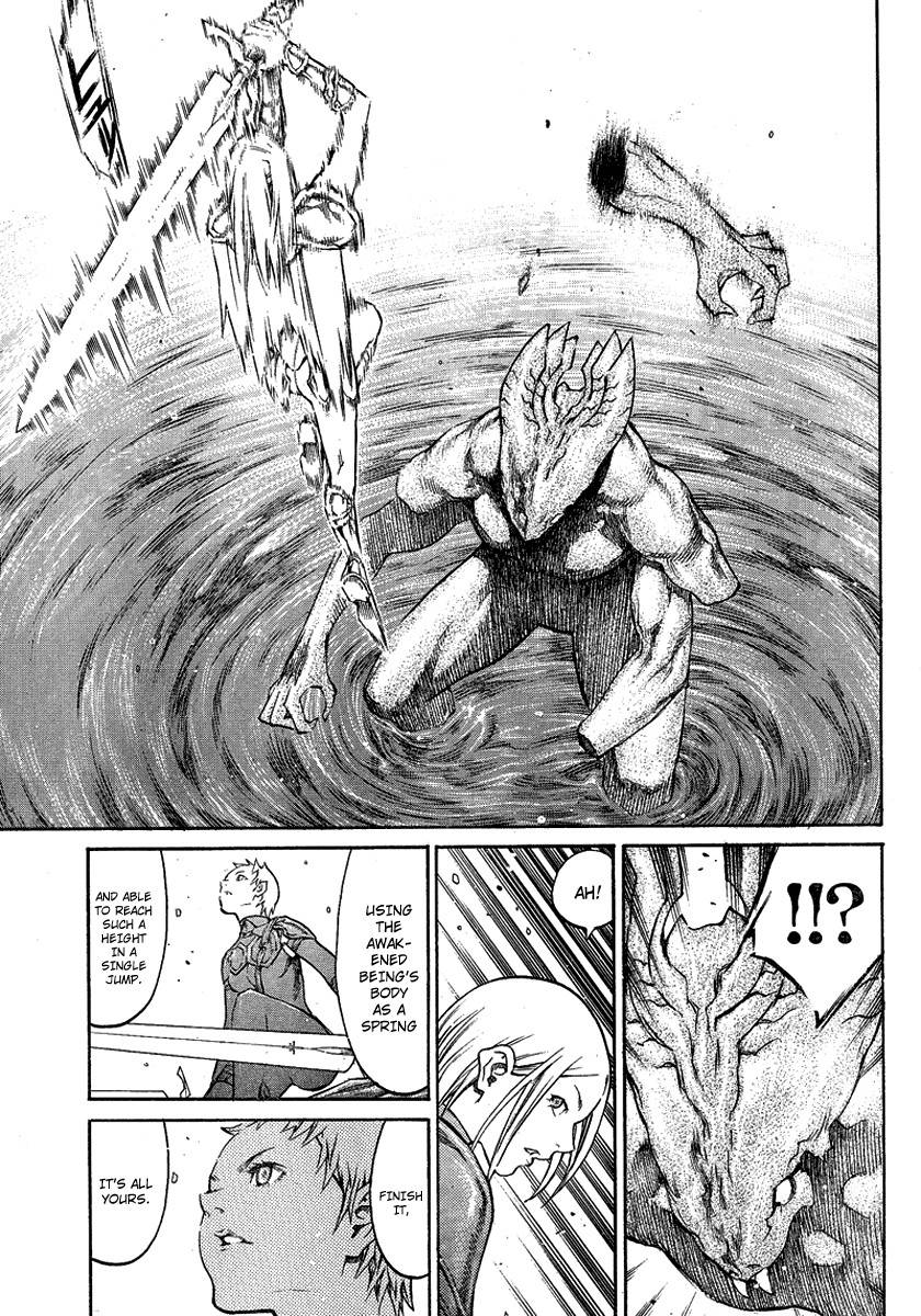 Claymore, Chapter 85 image 029