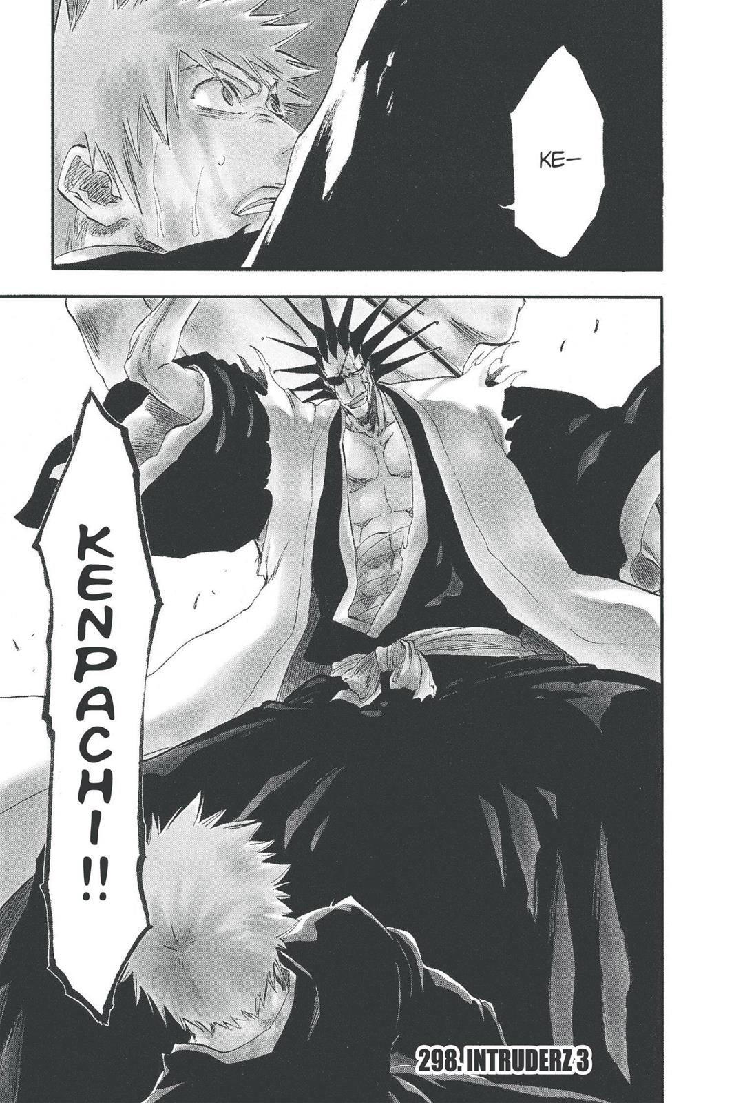 Bleach, Chapter 298 image 001