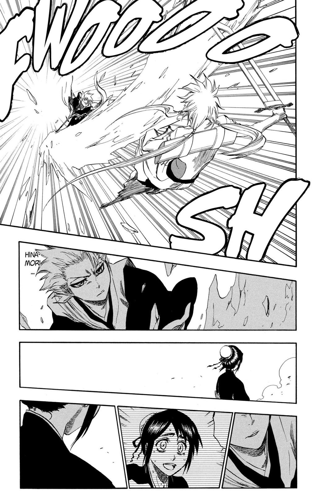 Bleach, Chapter 334 image 007