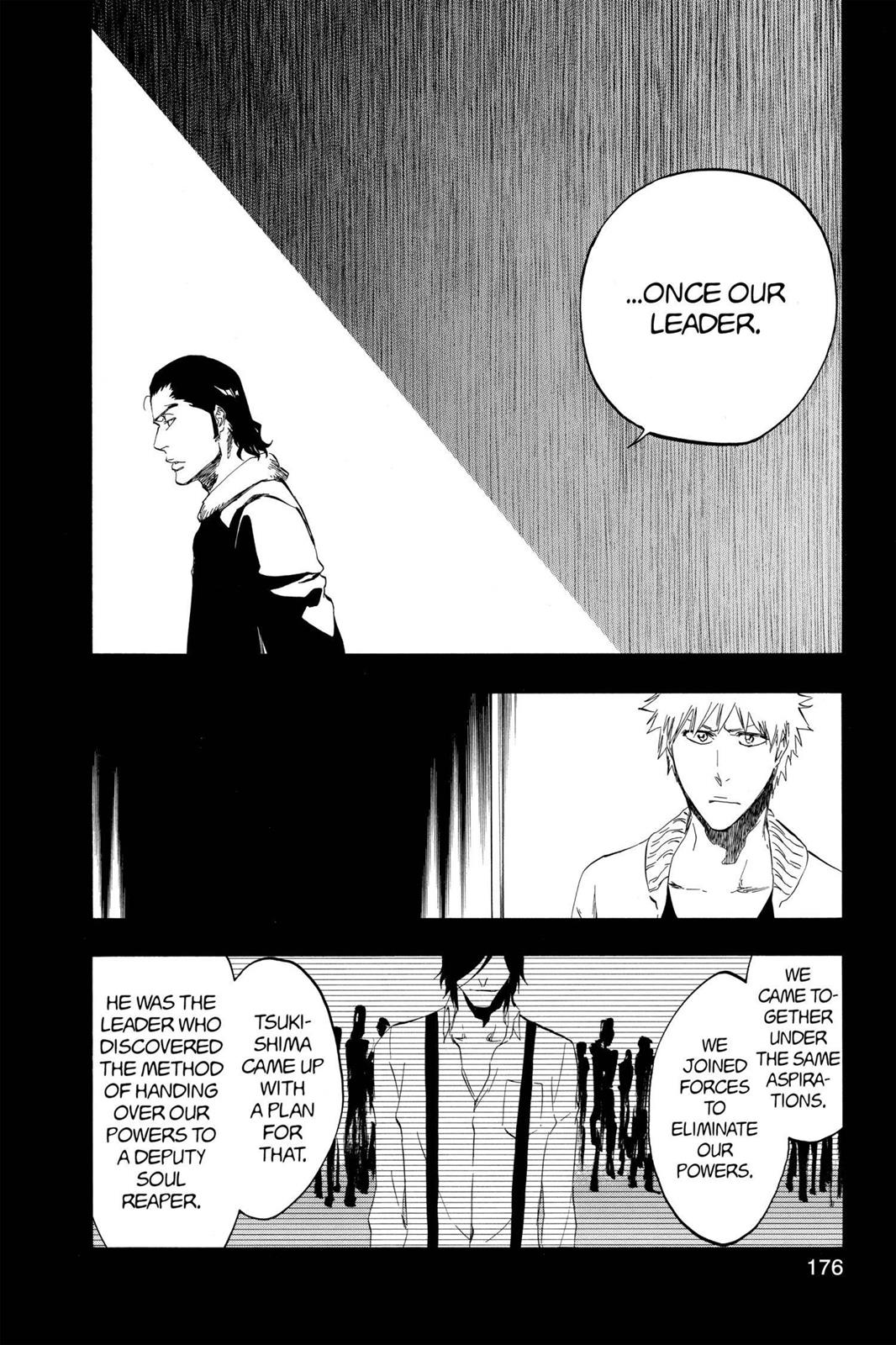 Bleach, Chapter 441 image 006
