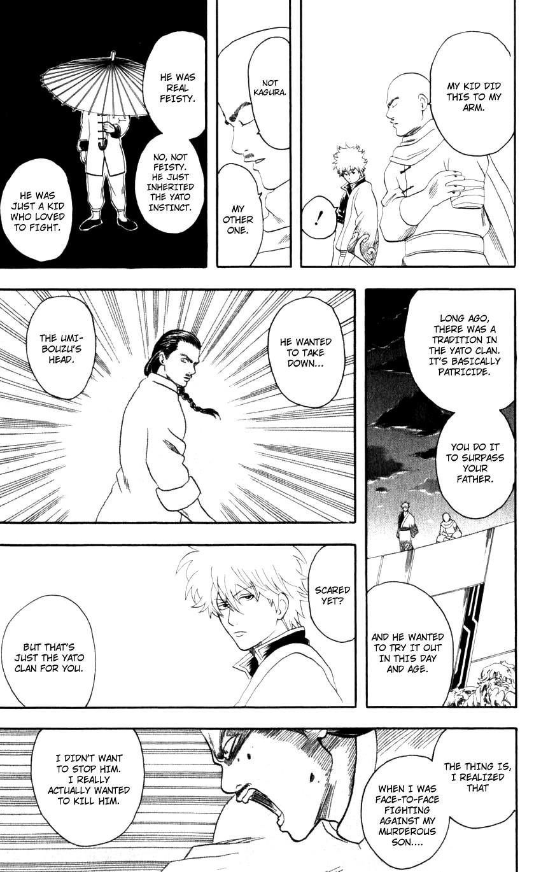 Gintama Chapter, 63 image 014