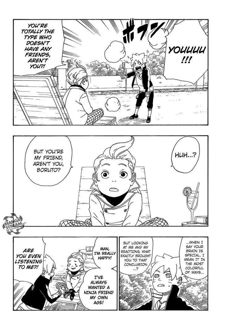 Boruto Manga, Chapter 12 image 010