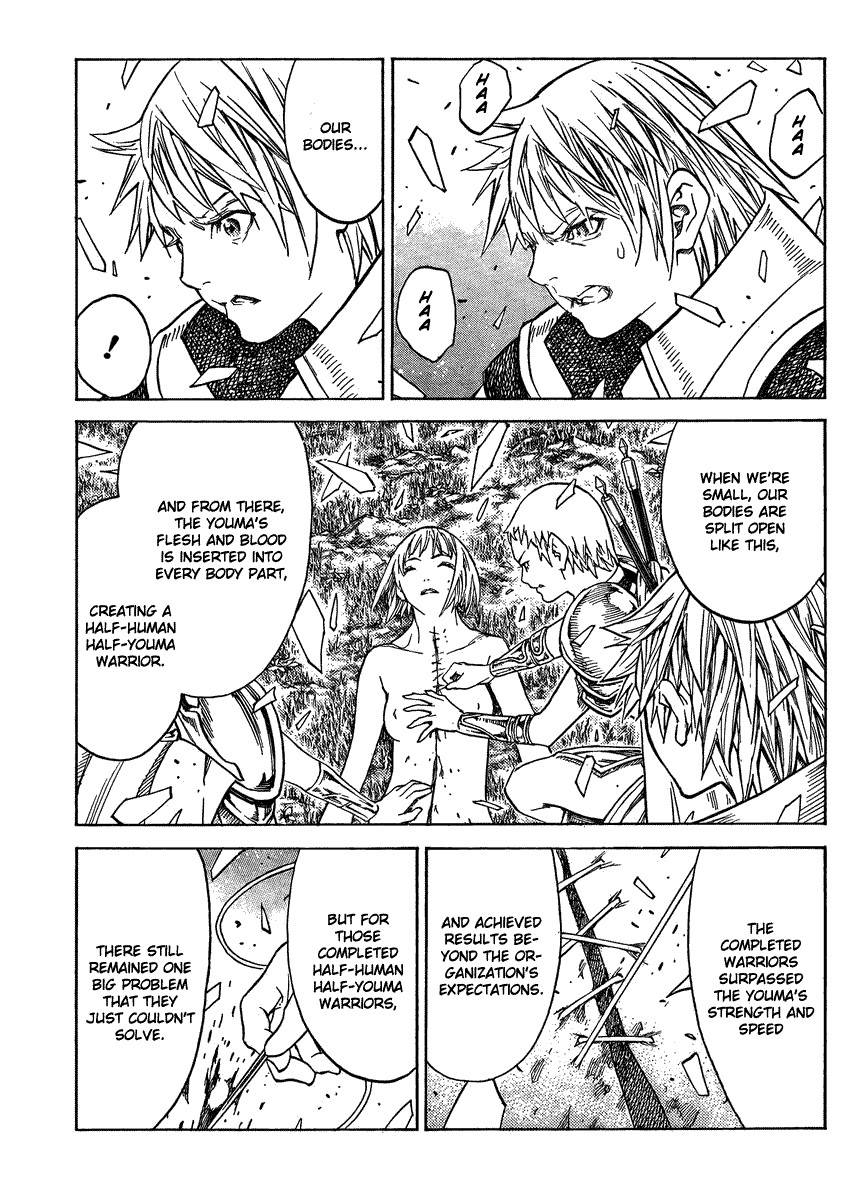 Claymore, Chapter 129 image 021