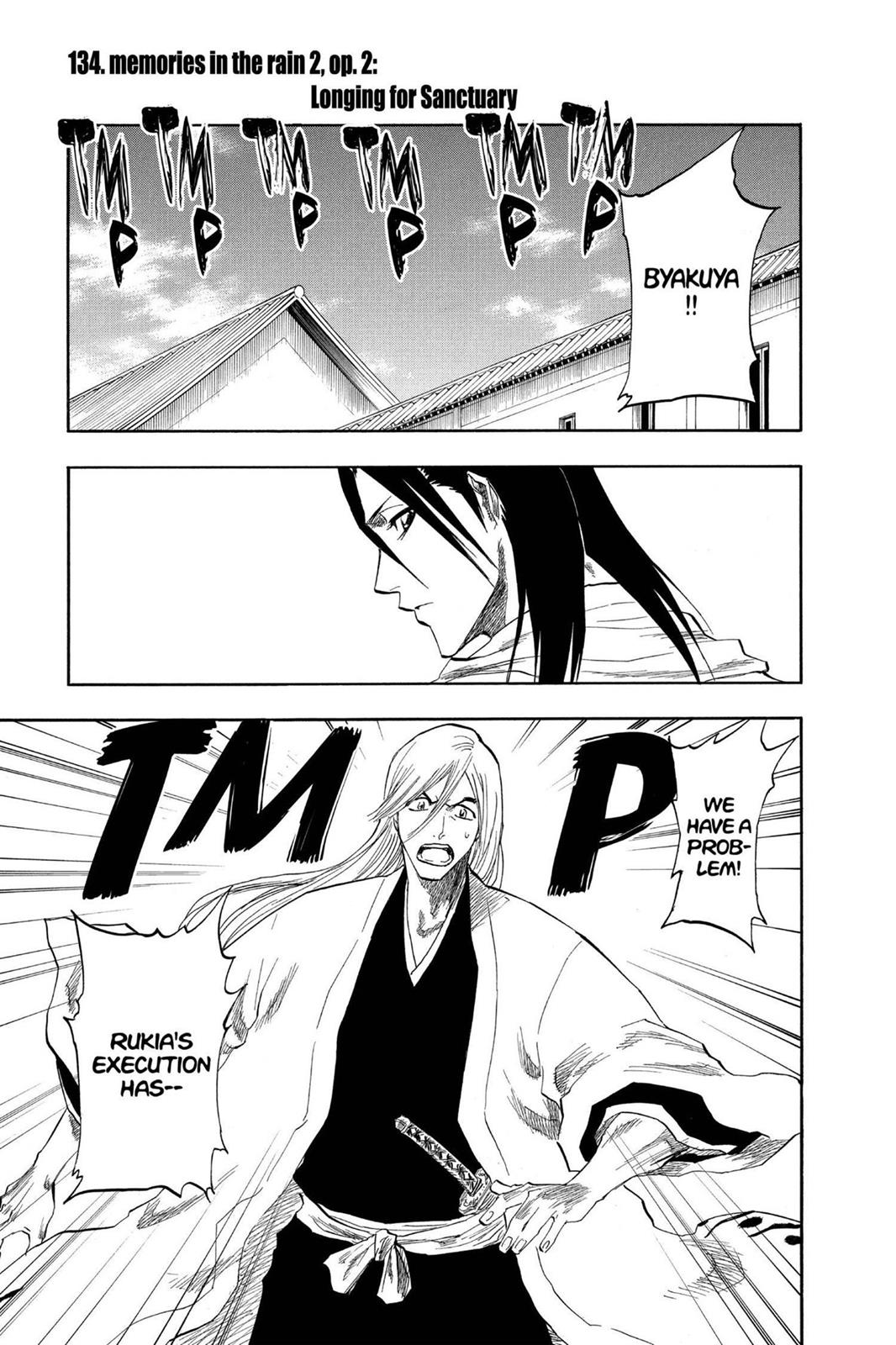 Bleach, Chapter 134 image 001