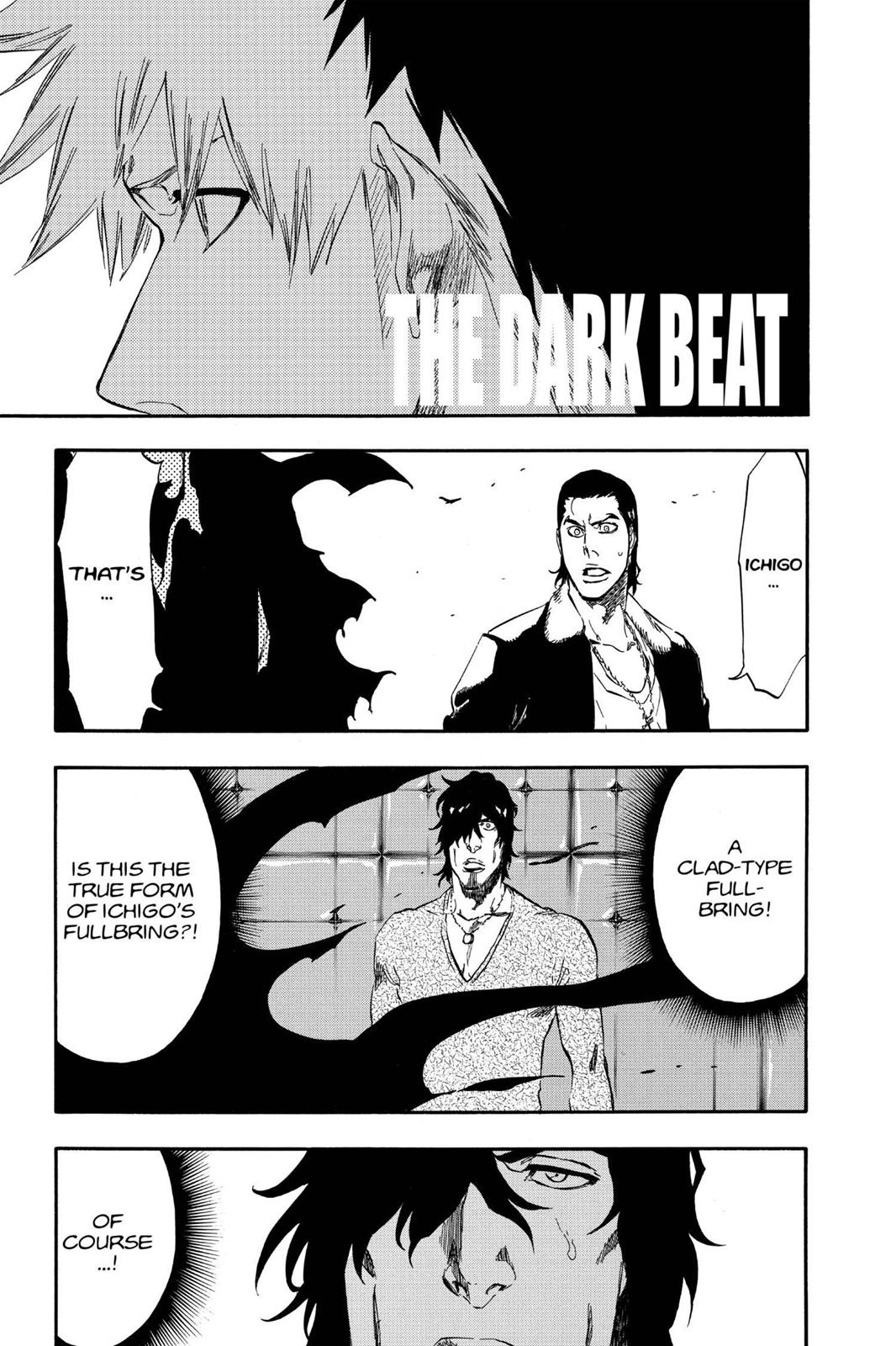 Bleach, Chapter 445 image 003