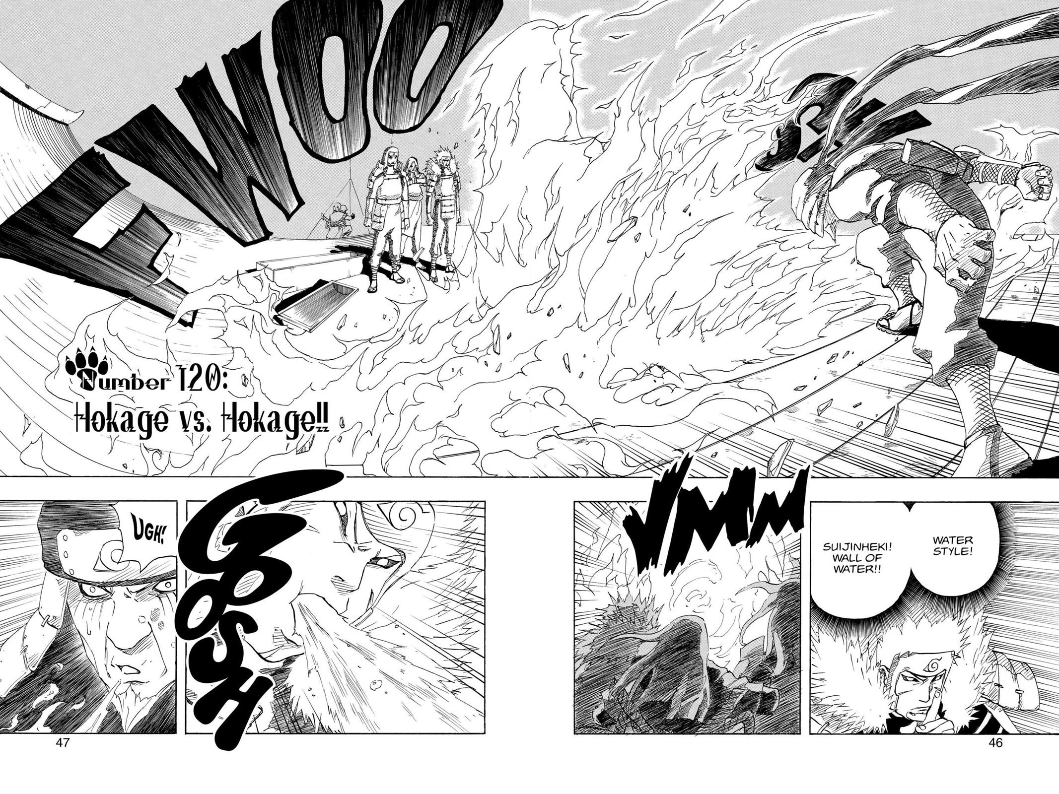 Naruto, Chapter 120 image 002