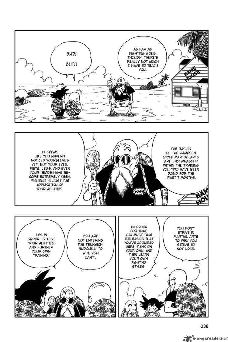Dragon Ball, Chapter 32 image 007