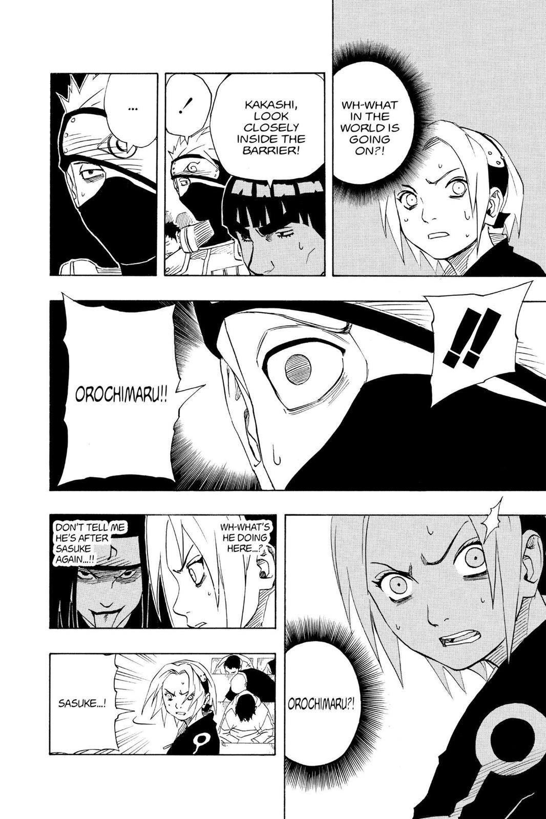 Naruto, Chapter 116 image 008