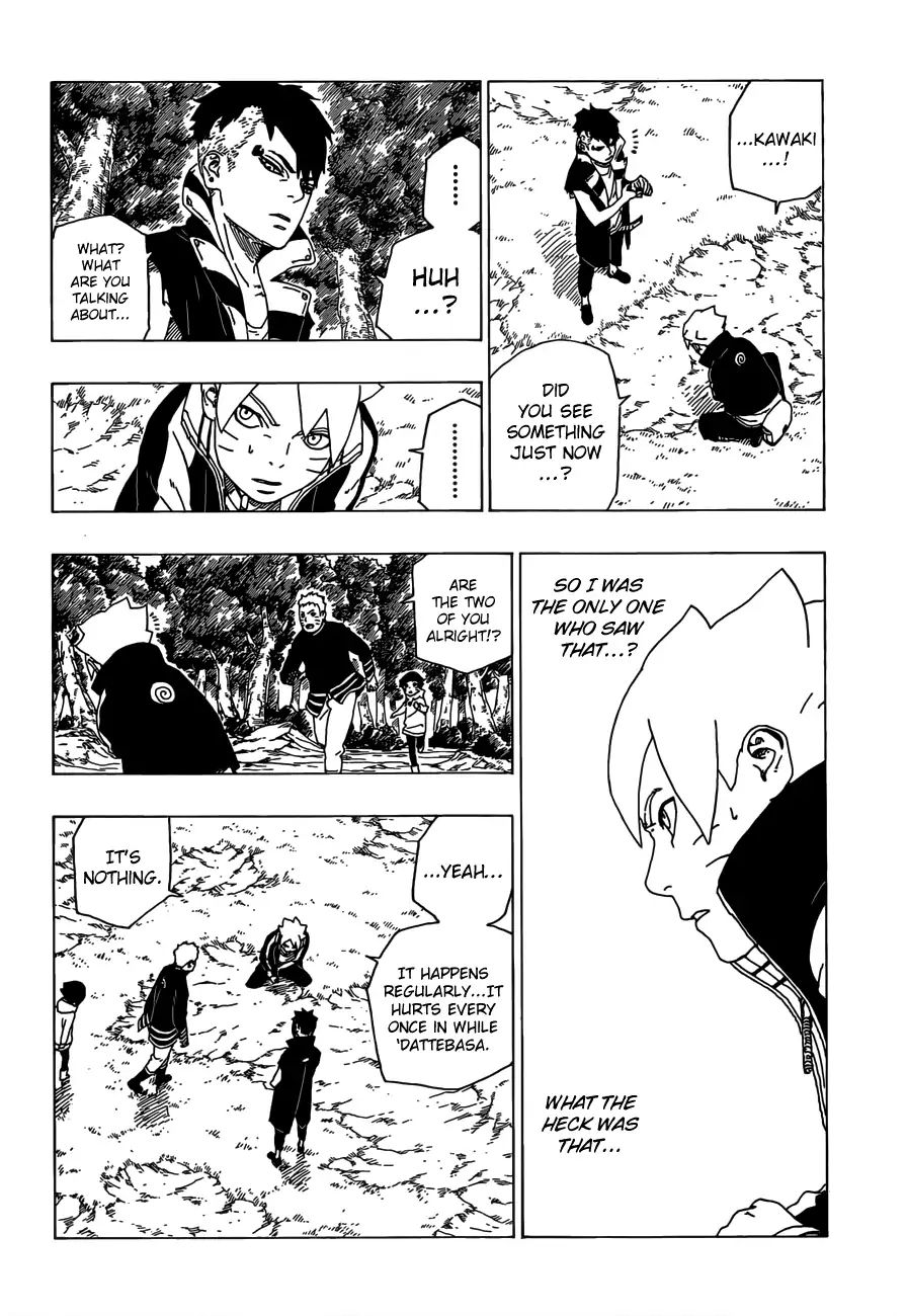 Boruto Manga, Chapter 30 image 030