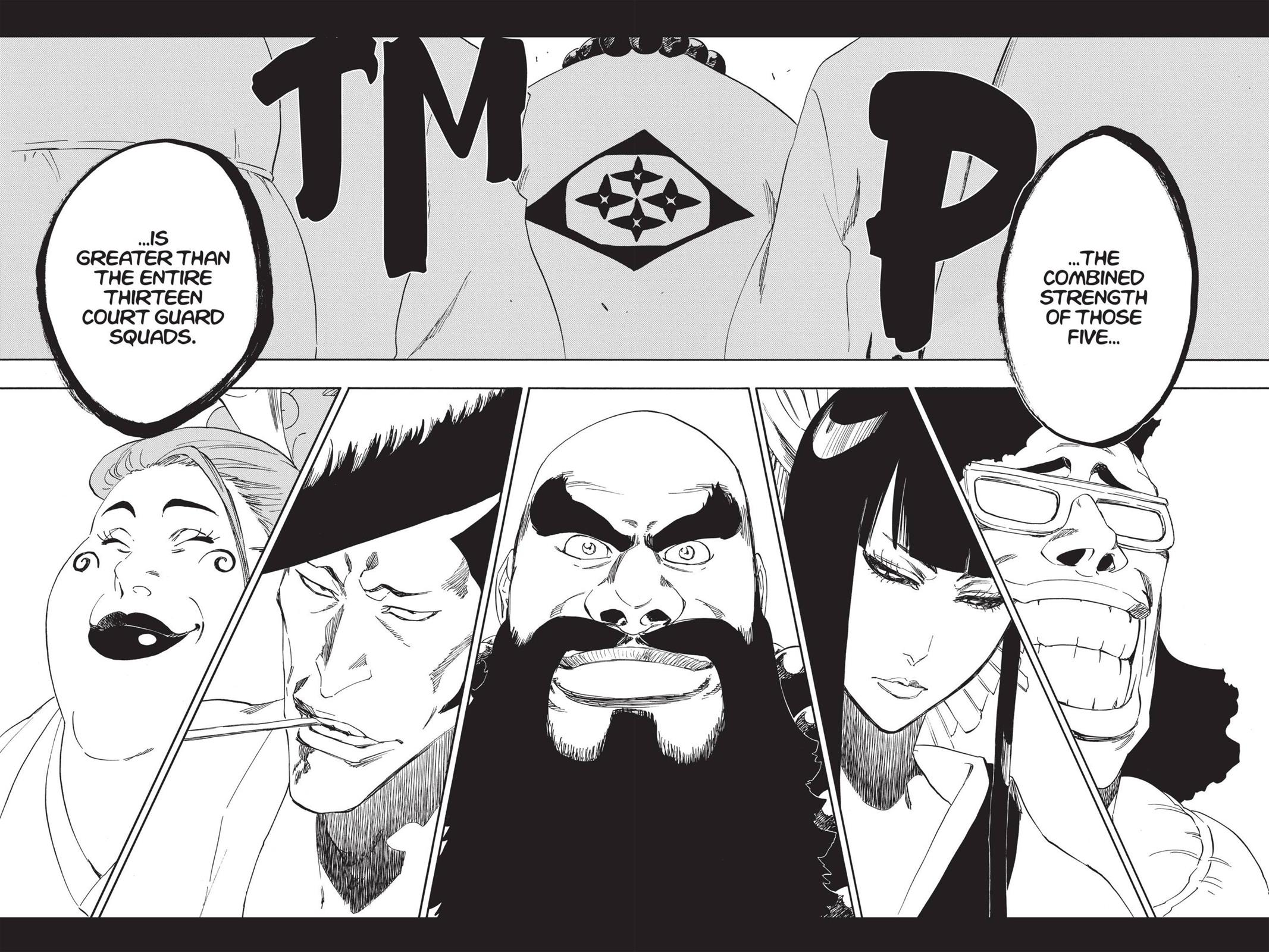 Bleach, Chapter 516 image 015