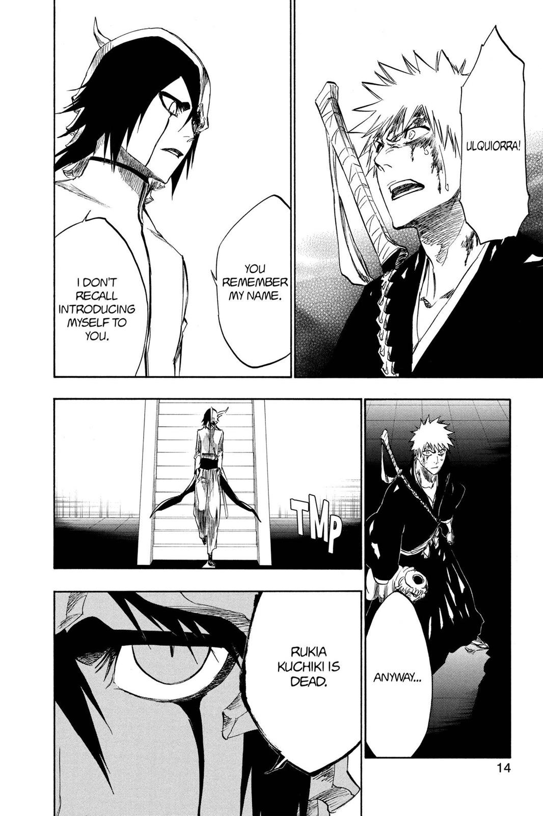Bleach, Chapter 270 image 012