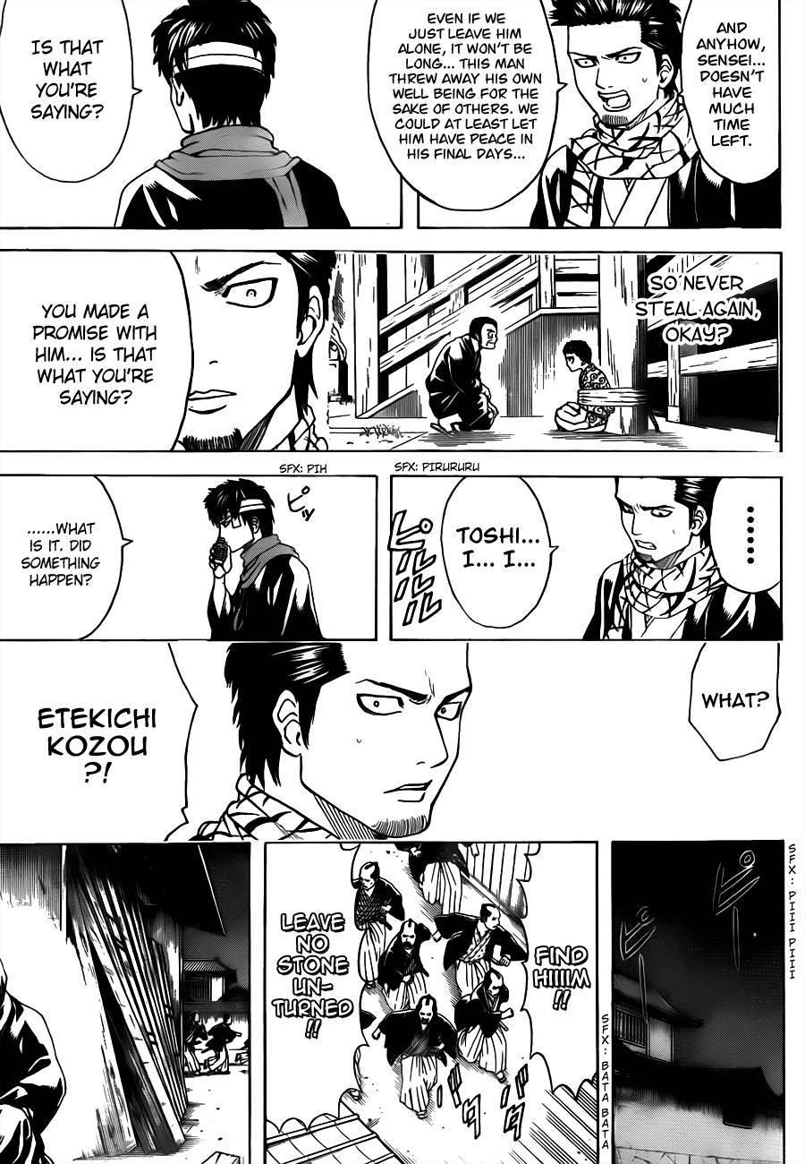 Gintama Chapter, 483 image 007