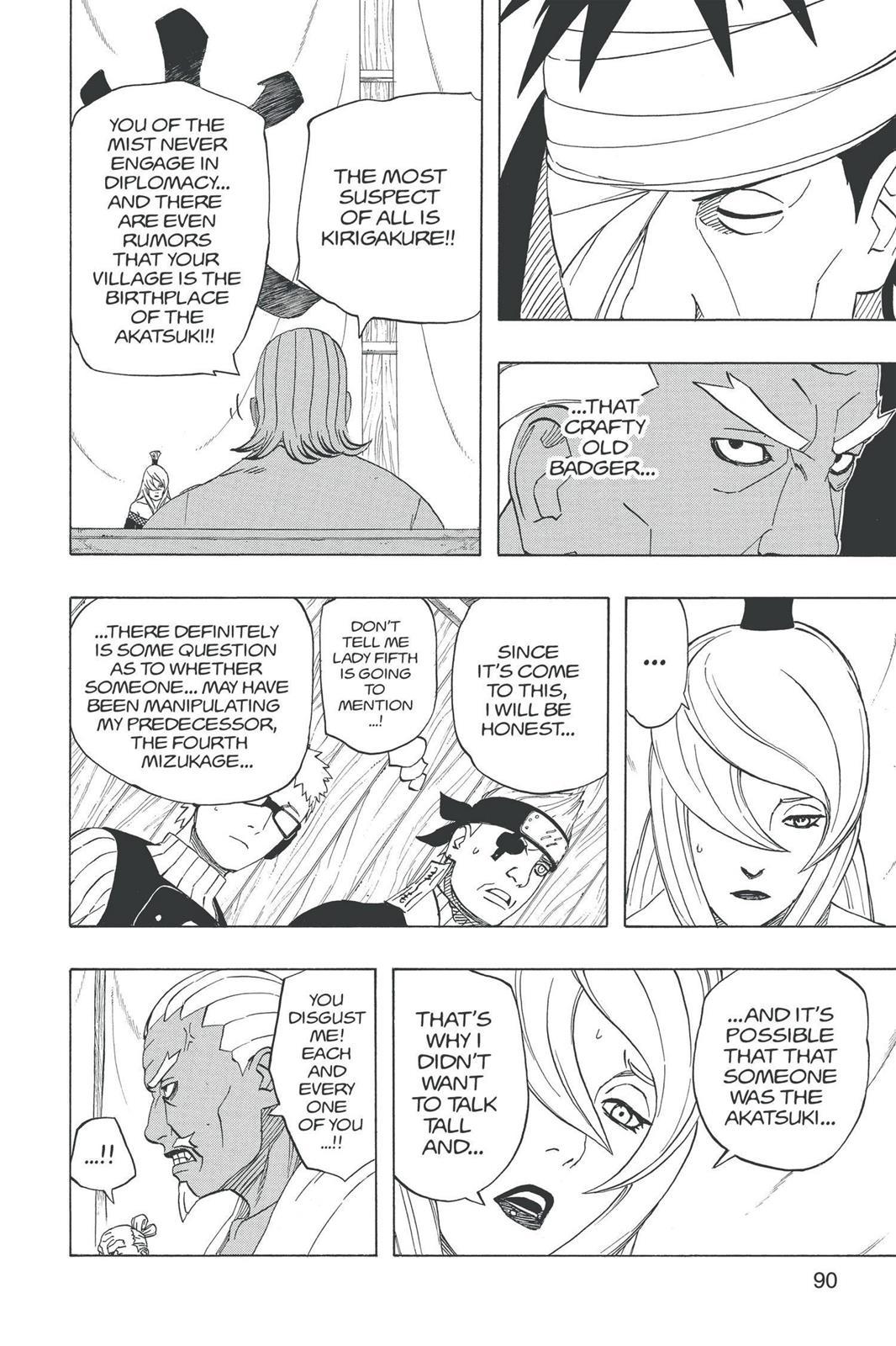Naruto, Chapter 458 image 009