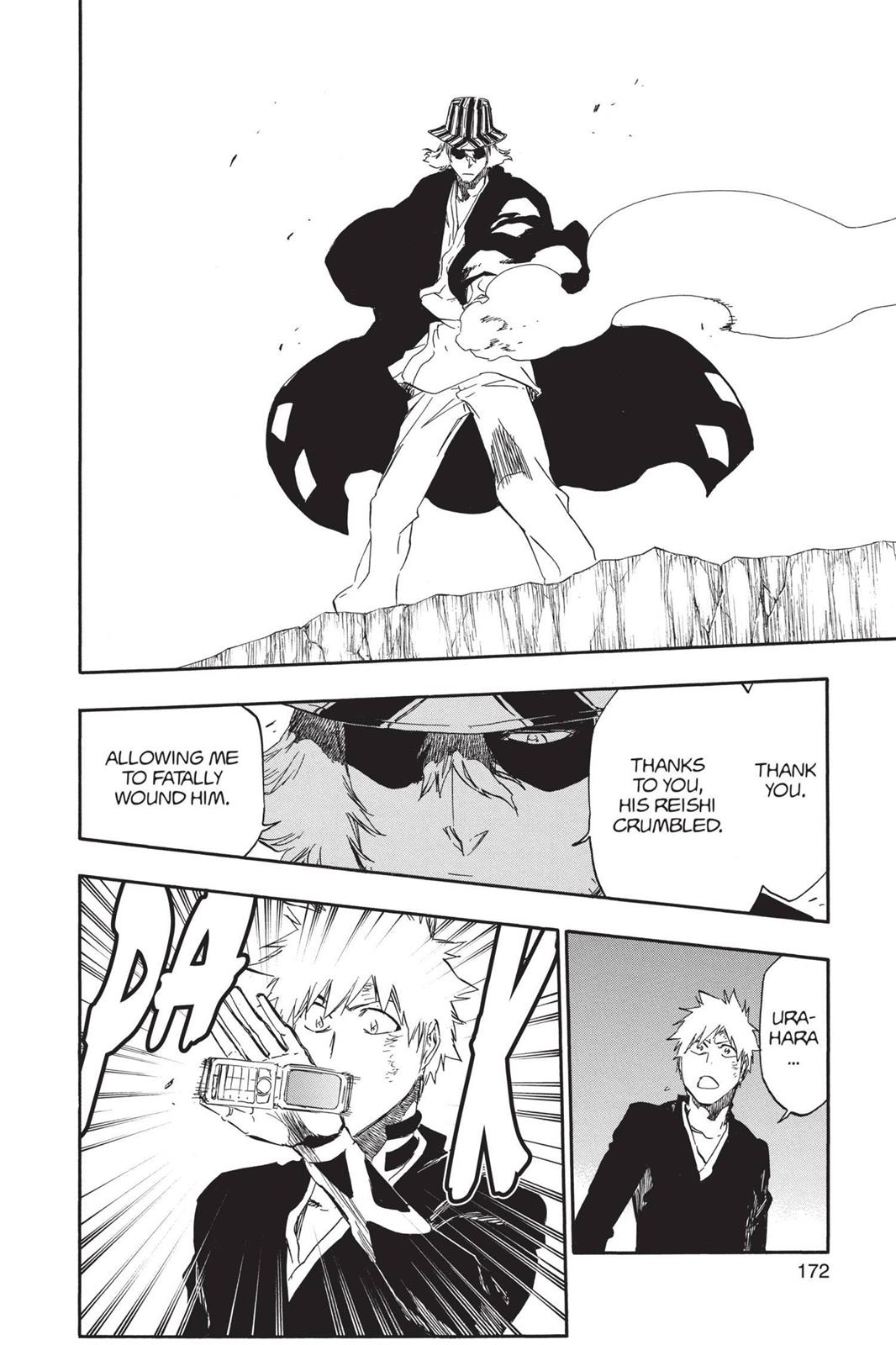 Bleach, Chapter 498 image 016