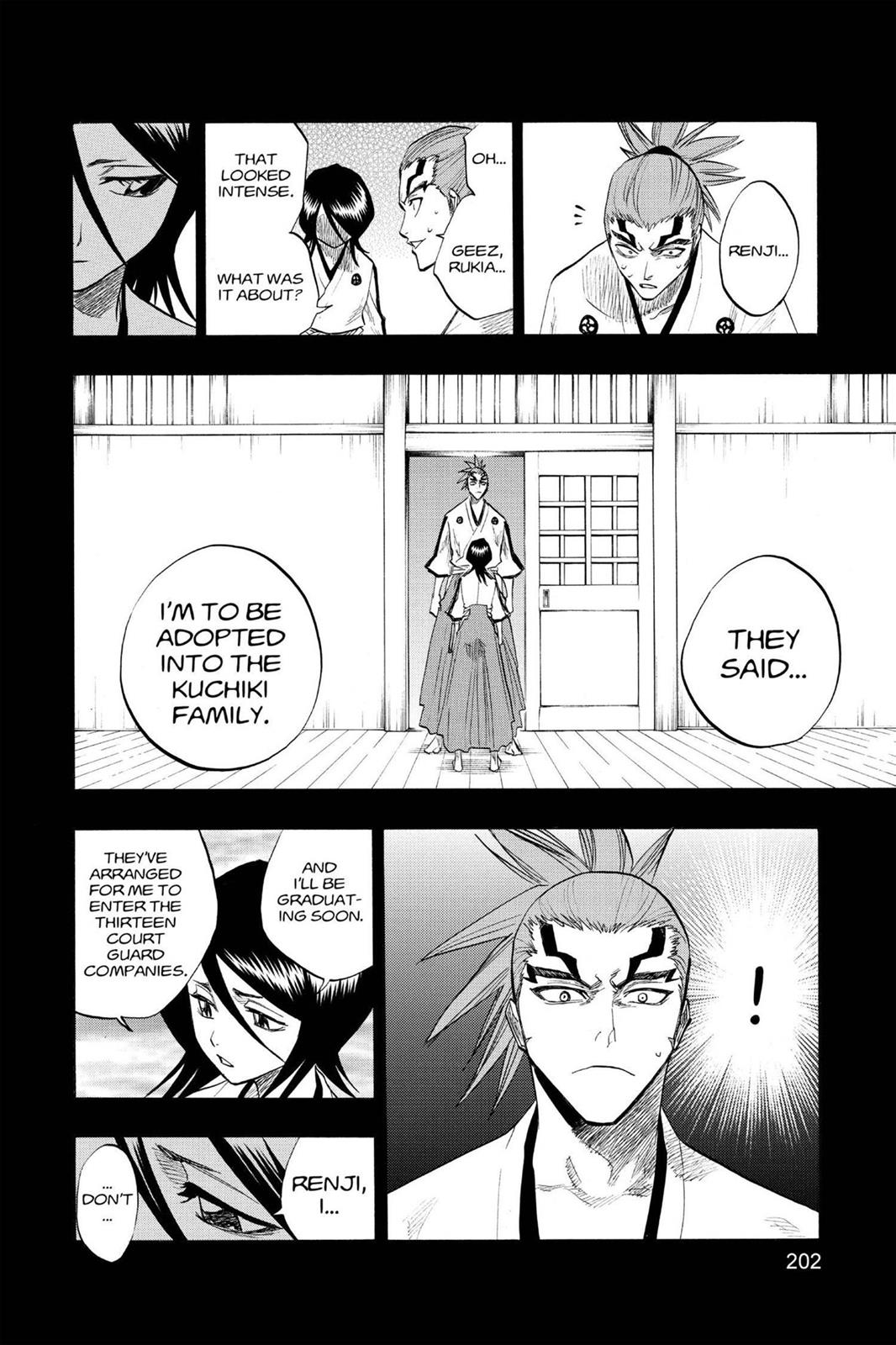 Bleach, Chapter 98 image 014