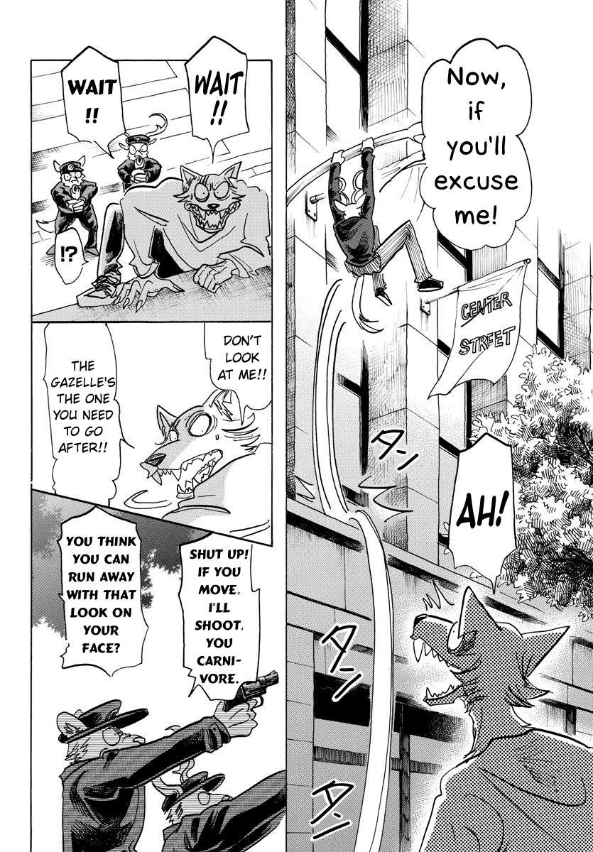 Beastars Manga, Chapter 151 image 016
