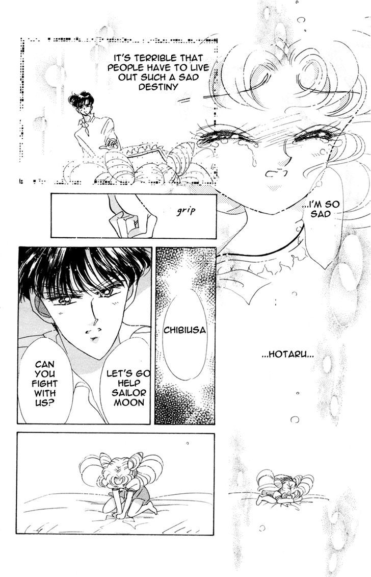 Sailor Moon, Cahpter 36 image 038
