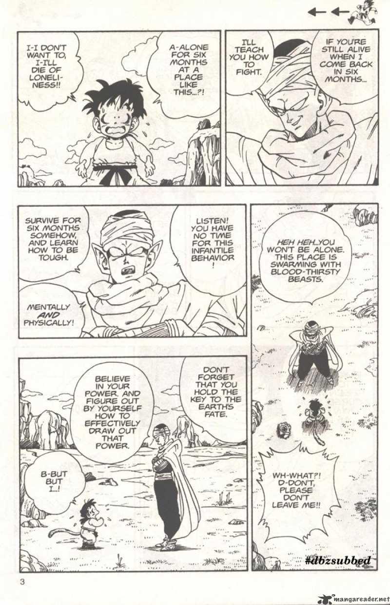 Dragon Ball, Chapter 207 image 003