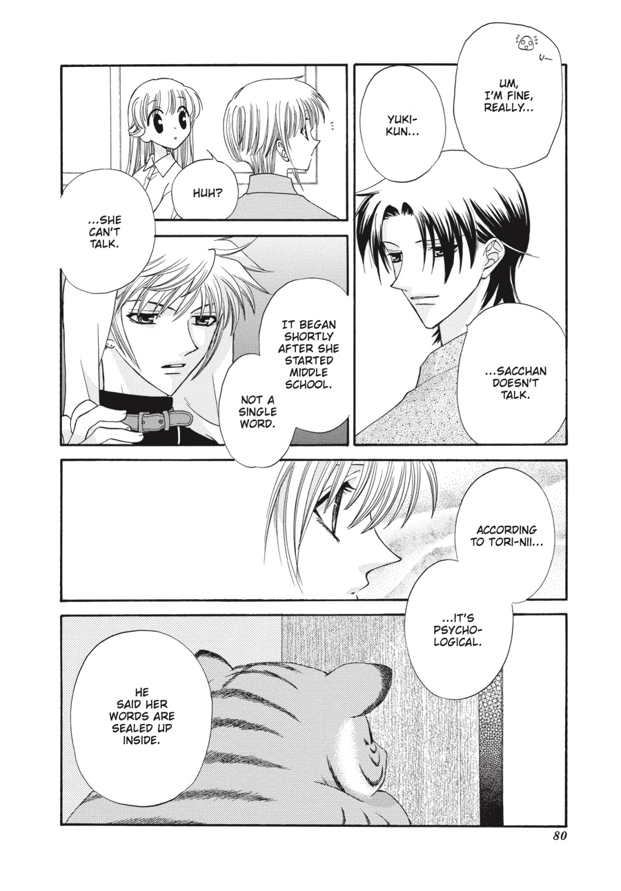 Fruits Basket, Chapter 27 image 010