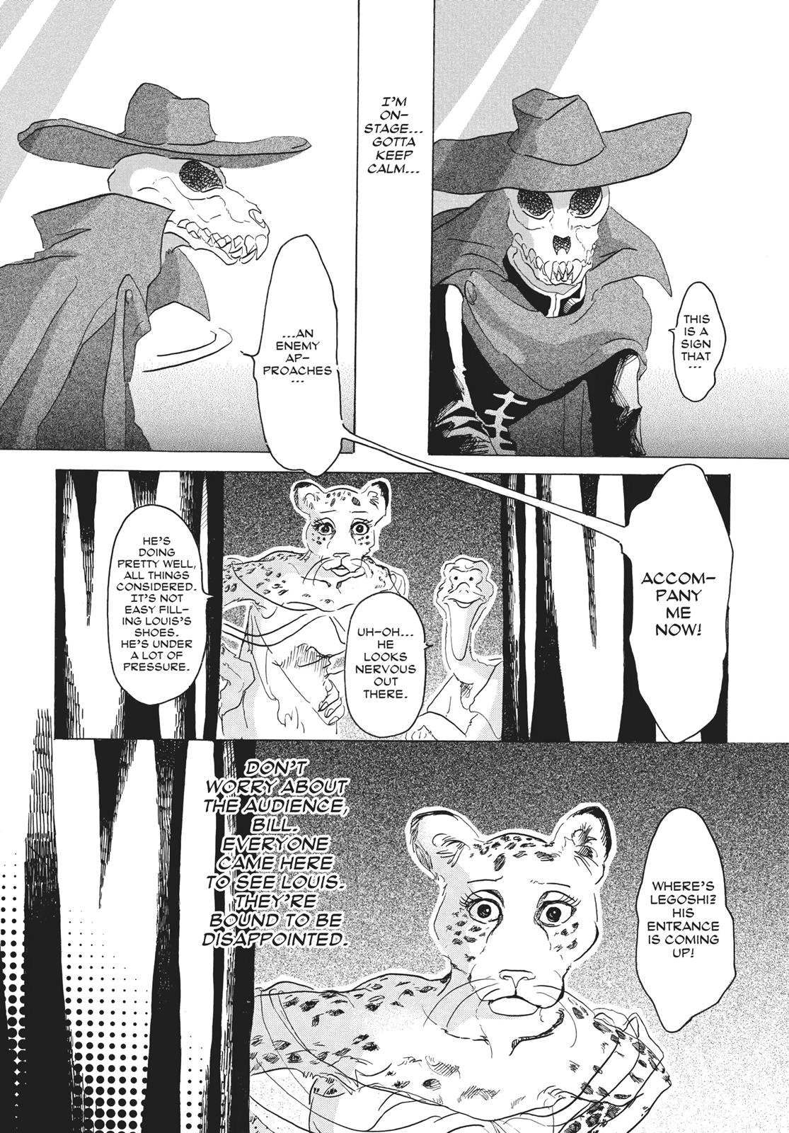 Beastars Manga, Chapter 15 image 004