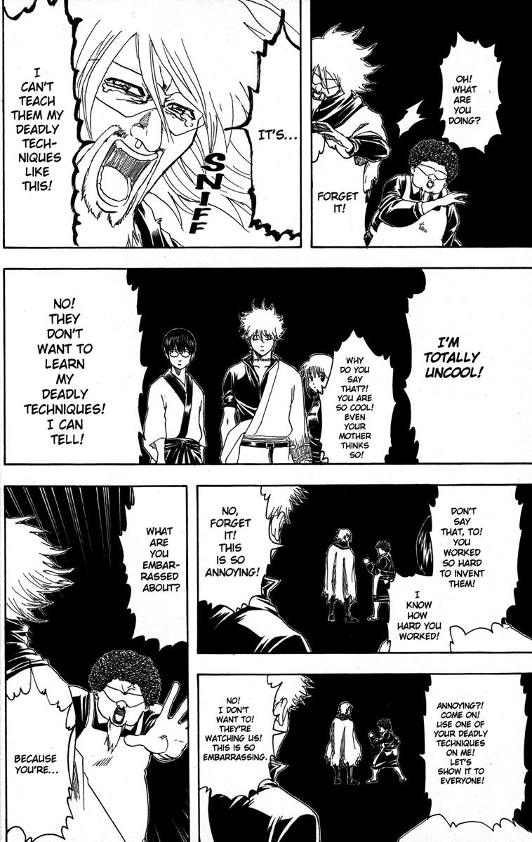 Gintama Chapter, 150 image 018