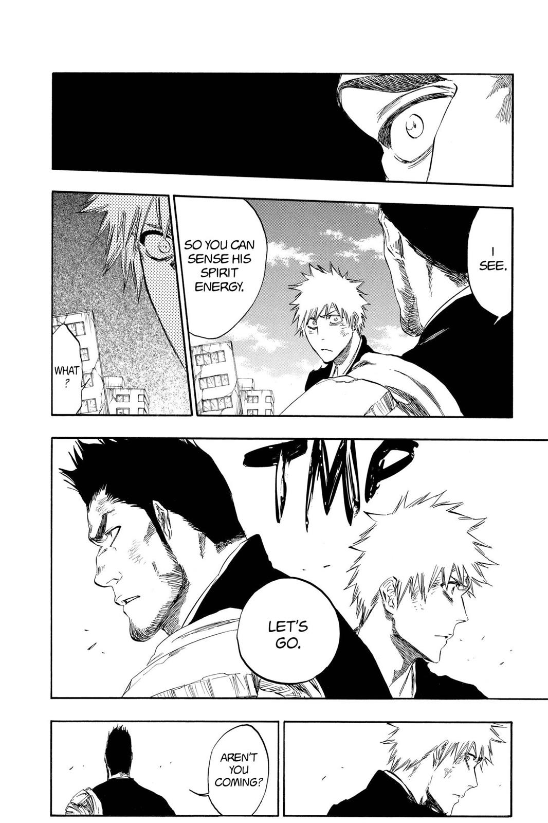 Bleach, Chapter 407 image 008