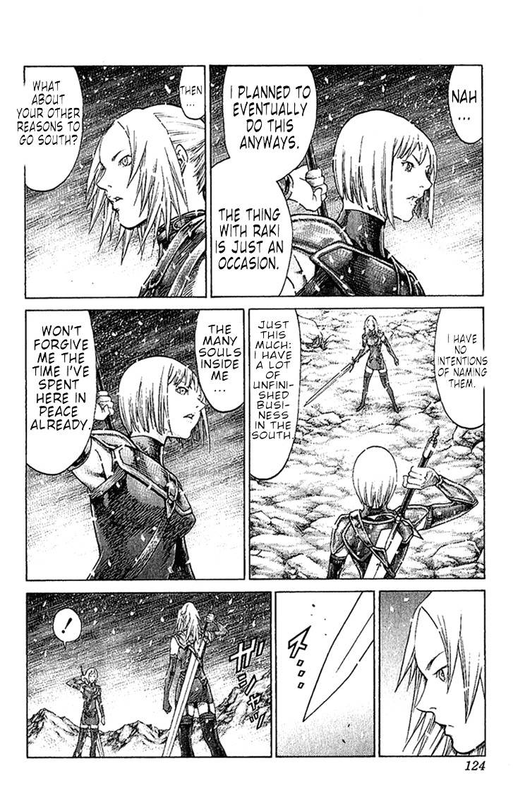 Claymore, Chapter 67 image 020