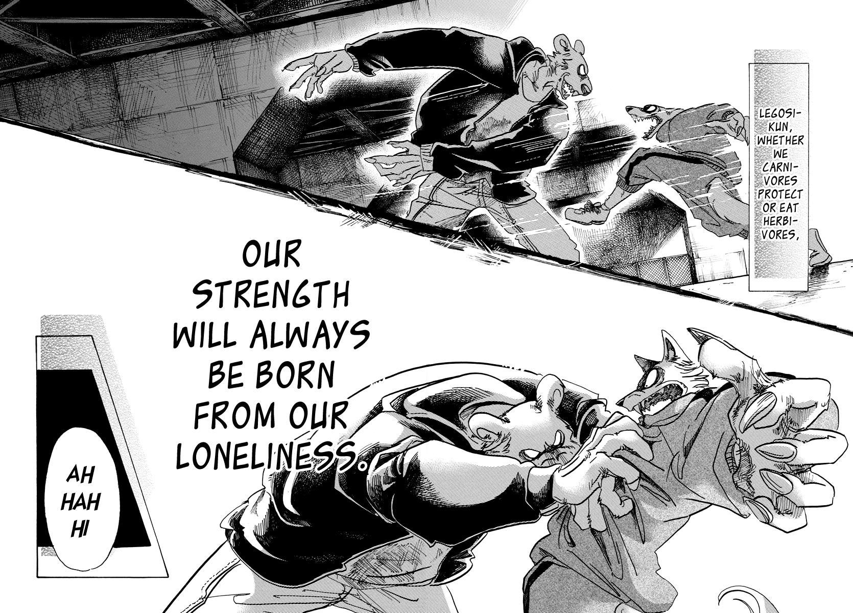 Beastars Manga, Chapter 91 image 008