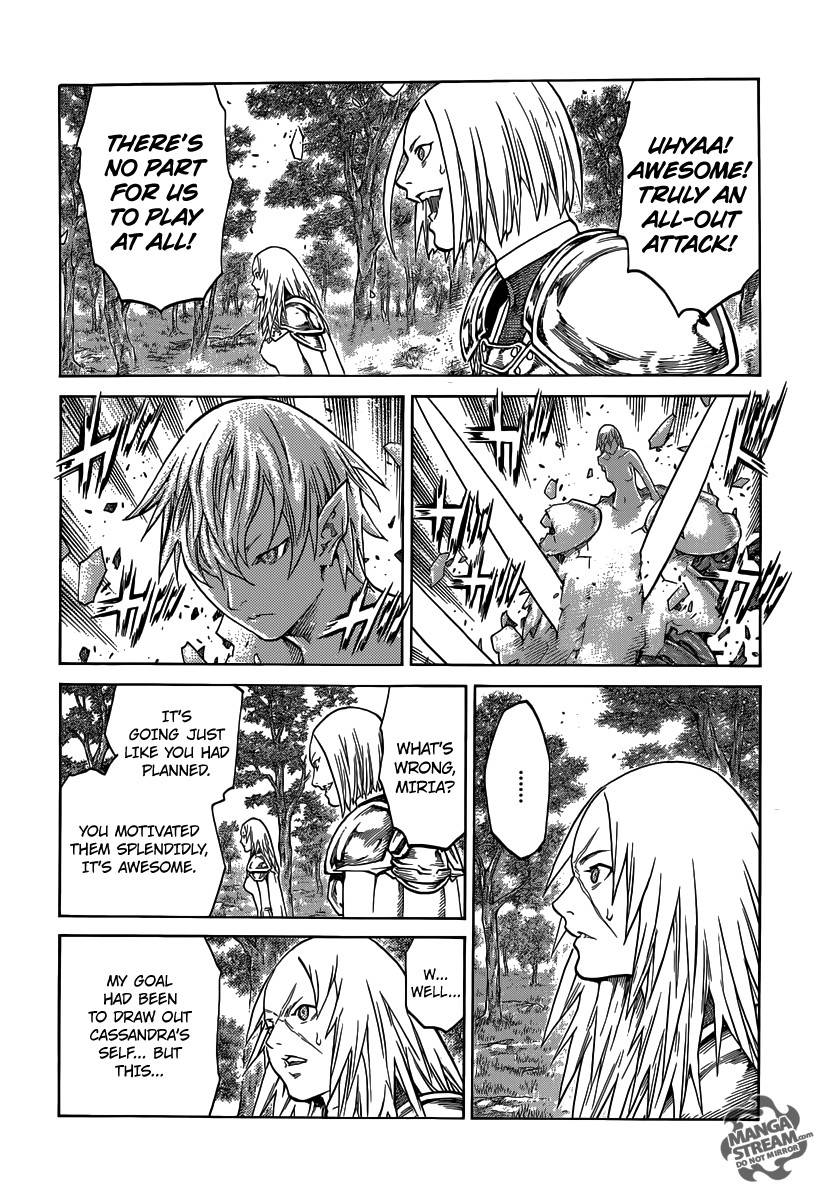 Claymore, Chapter 136 image 004