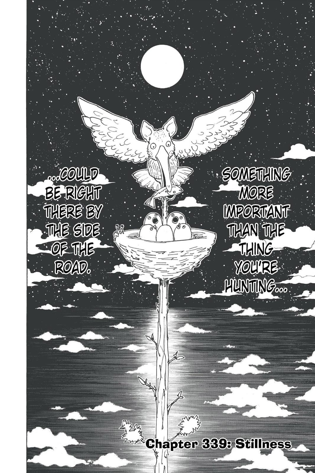 Hunter X Hunter, Chapter 339 image 002