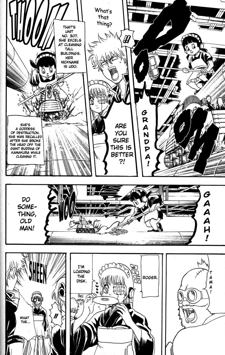 Gintama Chapter, 144 image 008