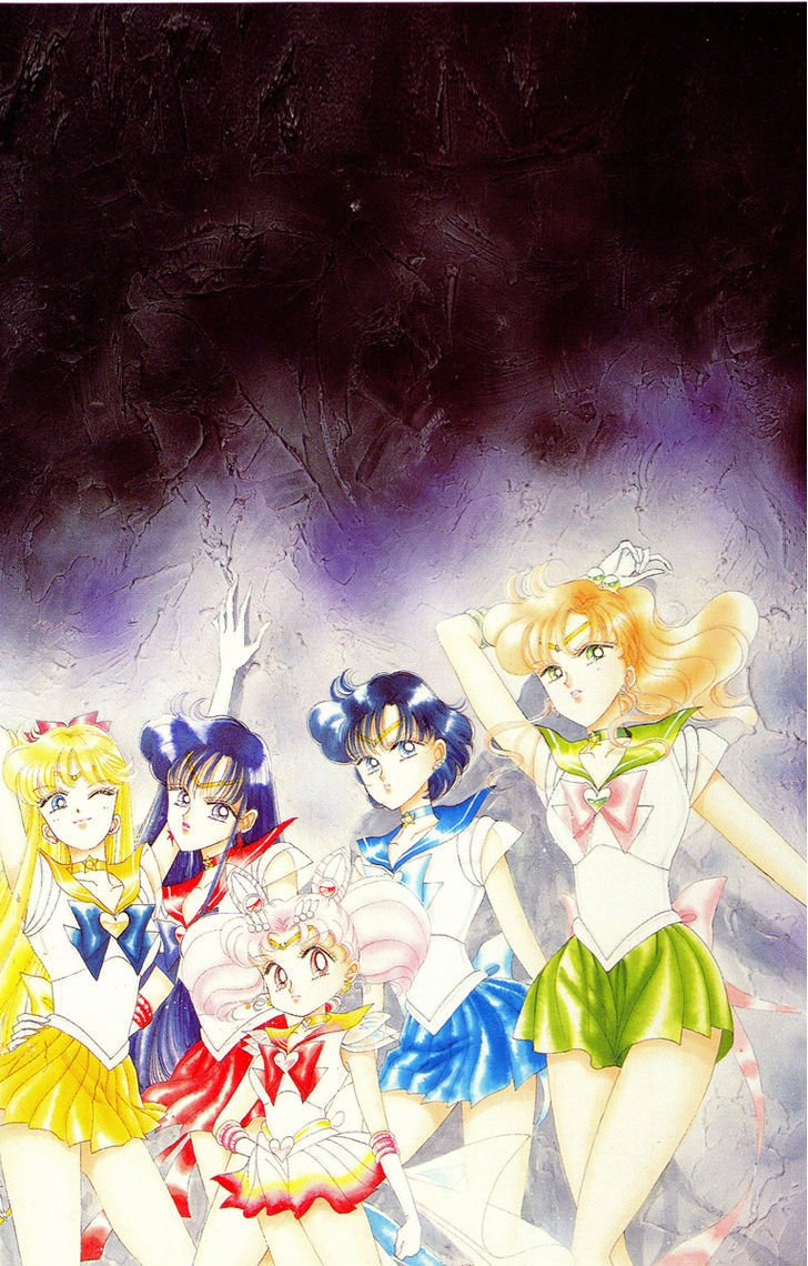 Sailor Moon, Cahpter 27 image 002