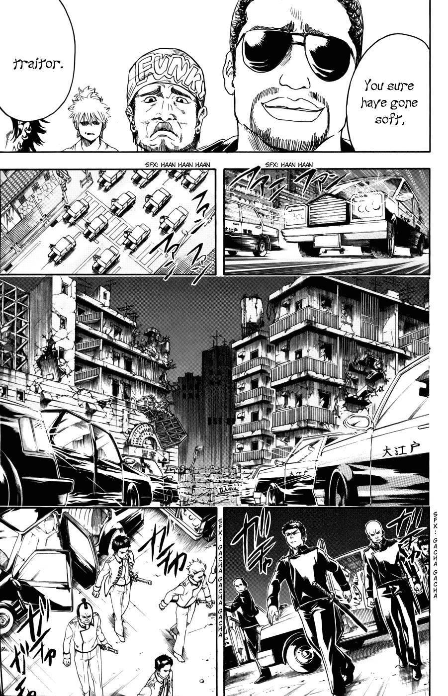 Gintama Chapter, 367 image 009