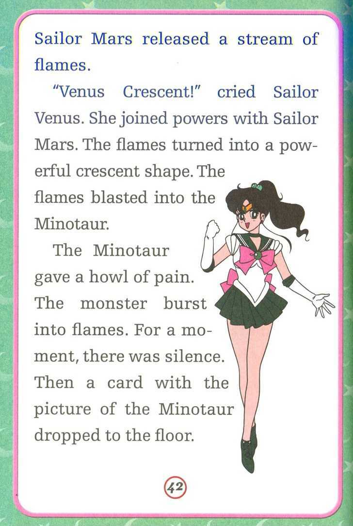 Sailor Moon, Cahpter 1.1 image 087