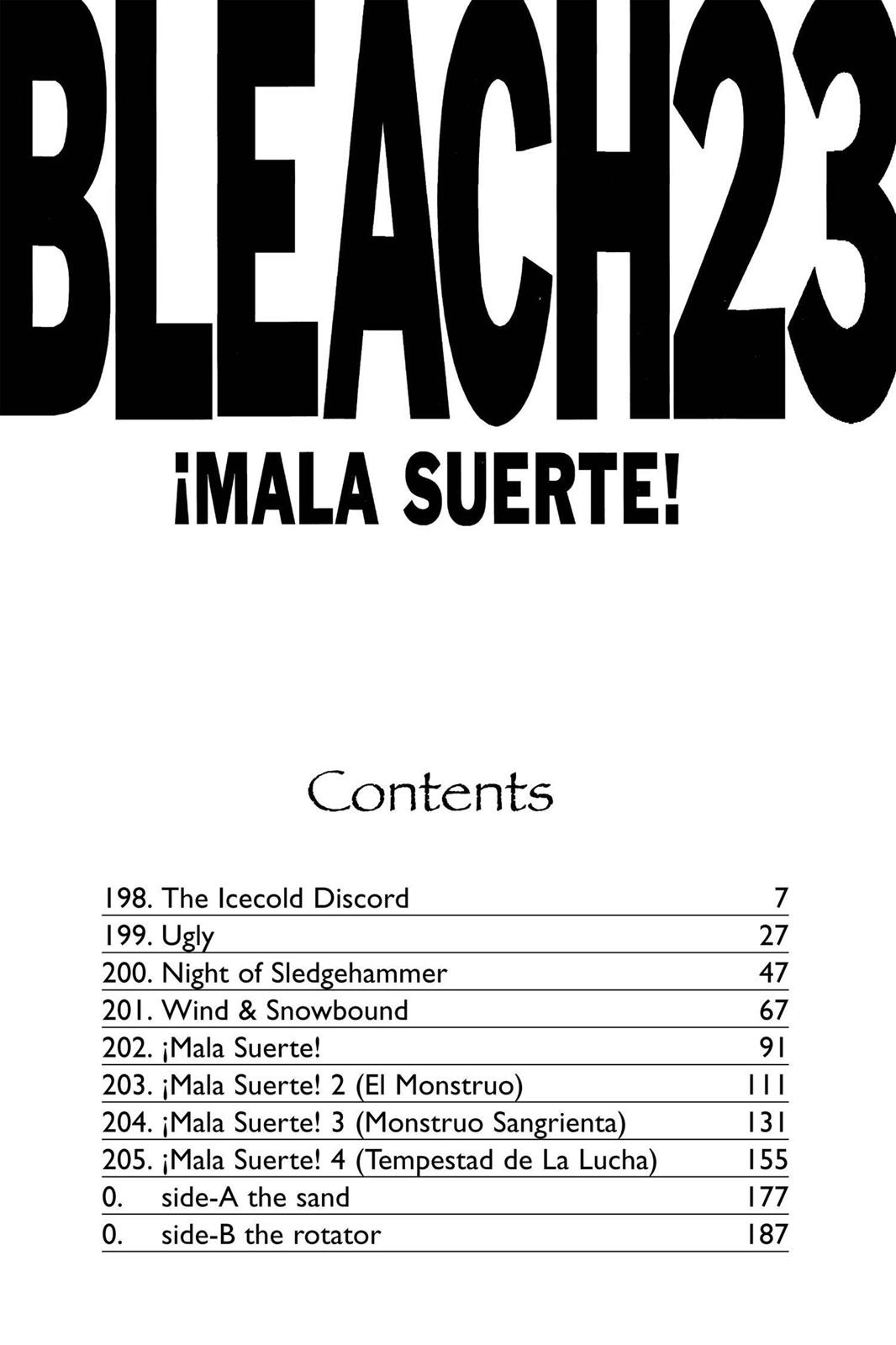 Bleach, Chapter 198 image 006