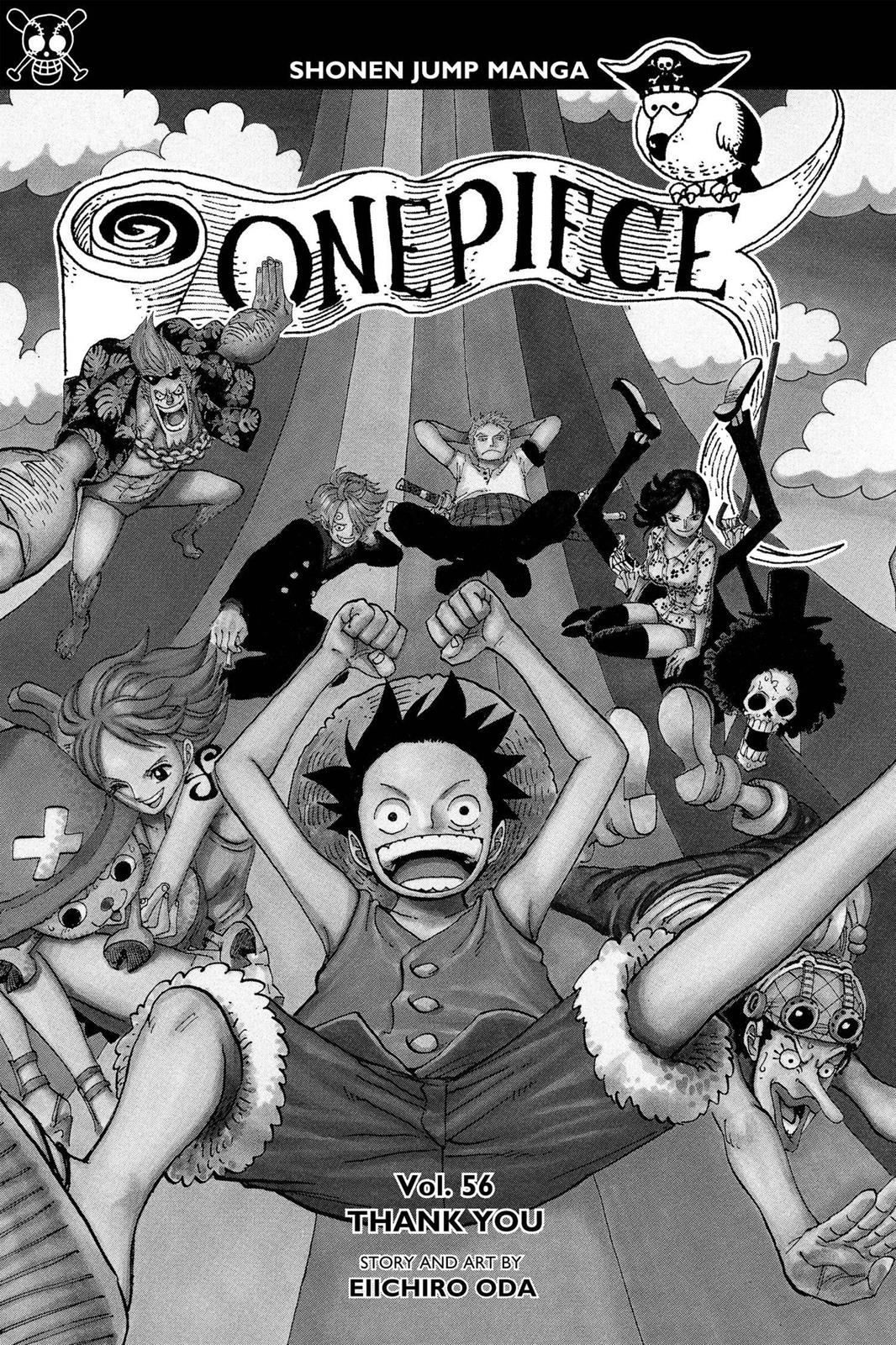 One Piece, Chapter 542 image 004