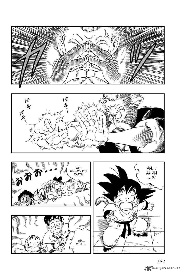 Dragon Ball, Chapter 50 image 005