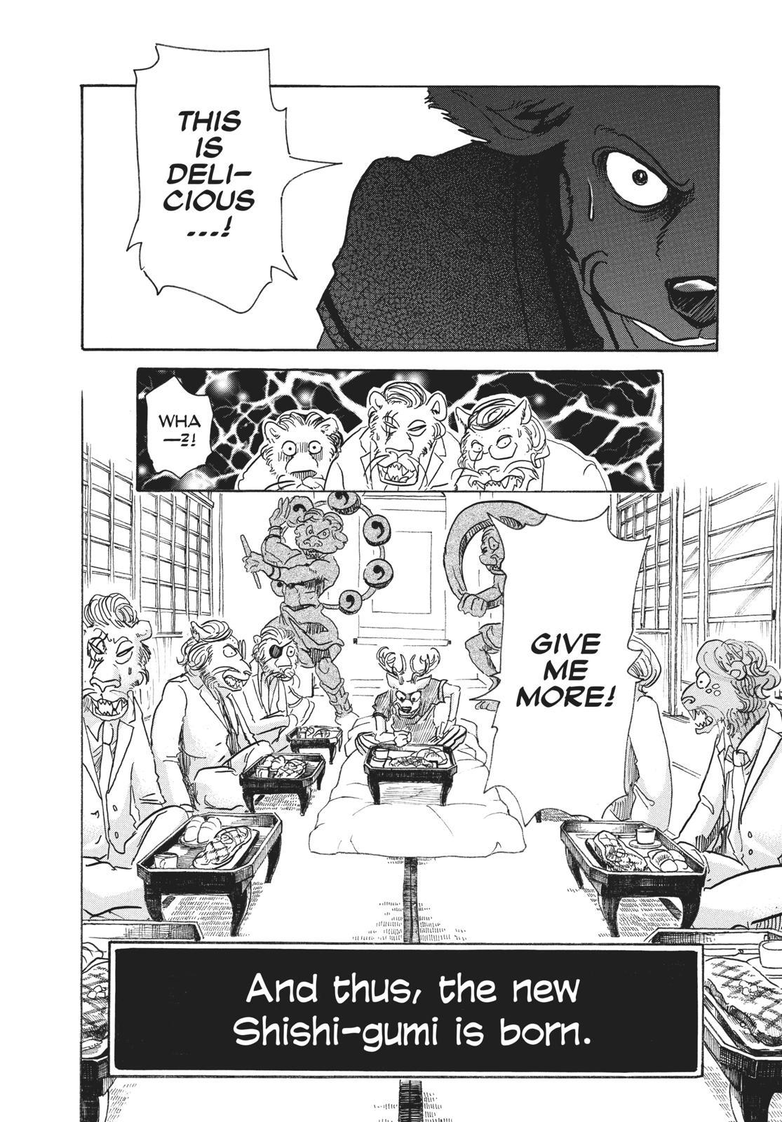 Beastars Manga, Chapter 51 image 020