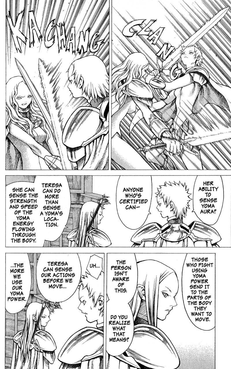 Claymore, Chapter 20 image 015