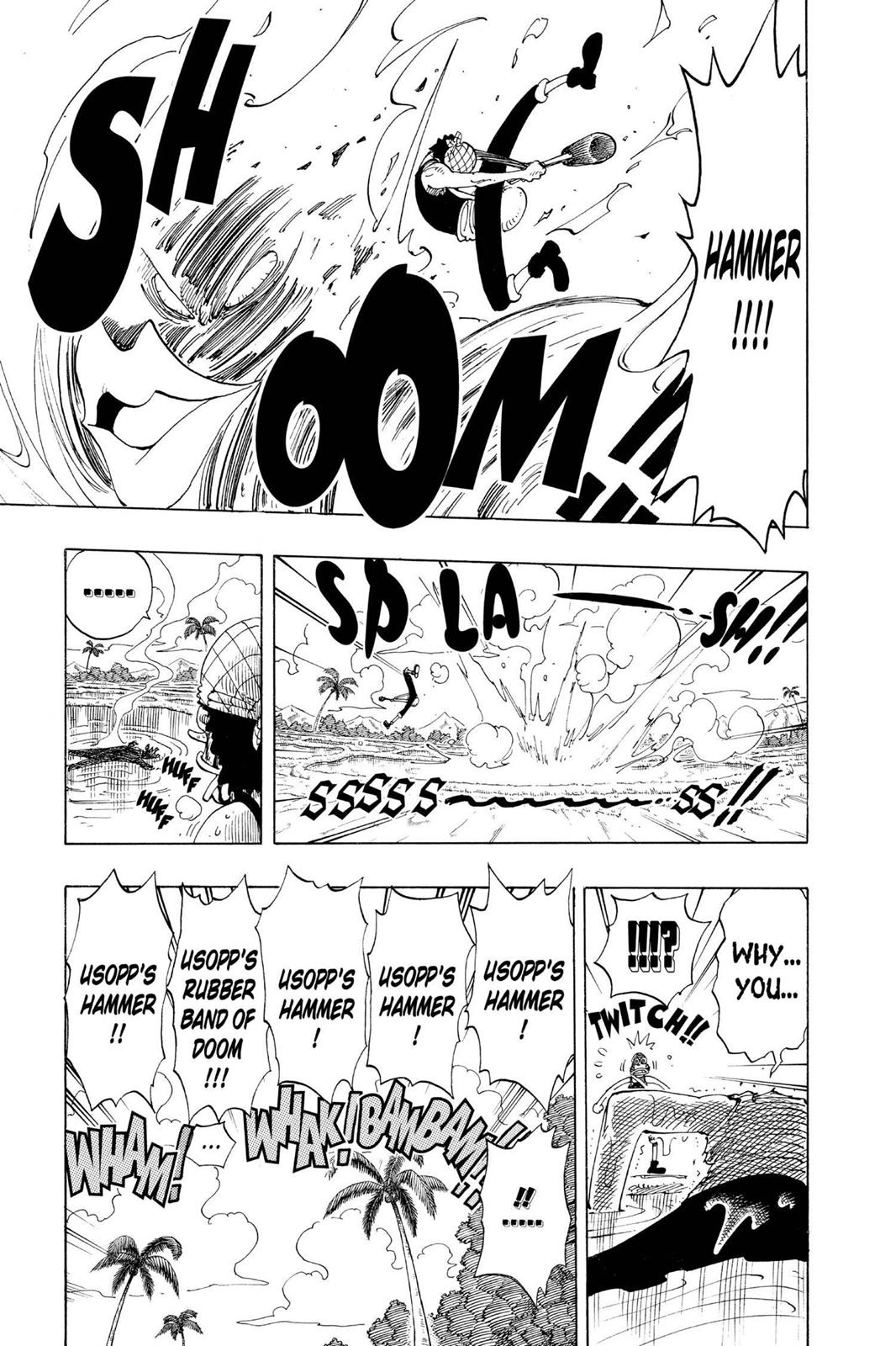 One Piece, Chapter 88 image 003