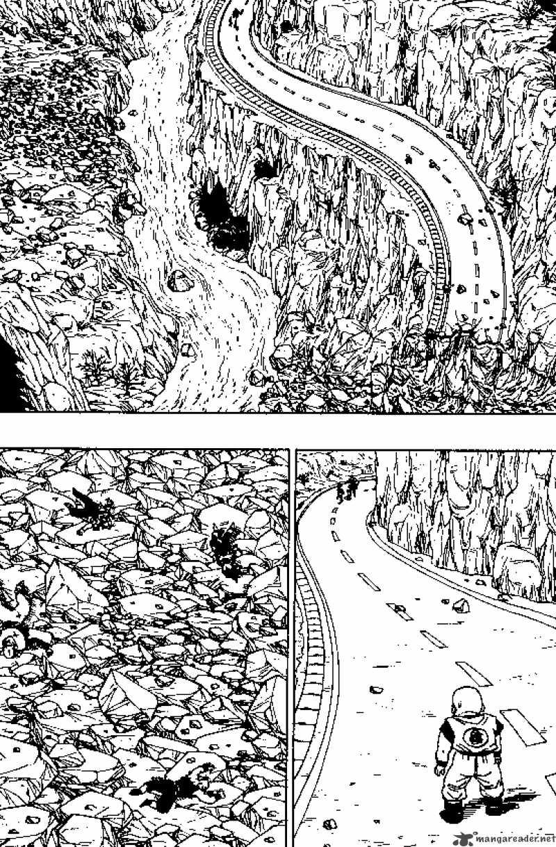 Dragon Ball, Chapter 355 image 001