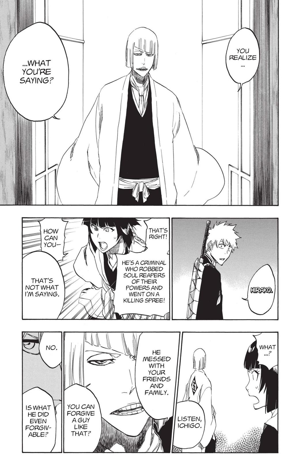 Bleach, Chapter 479 image 013