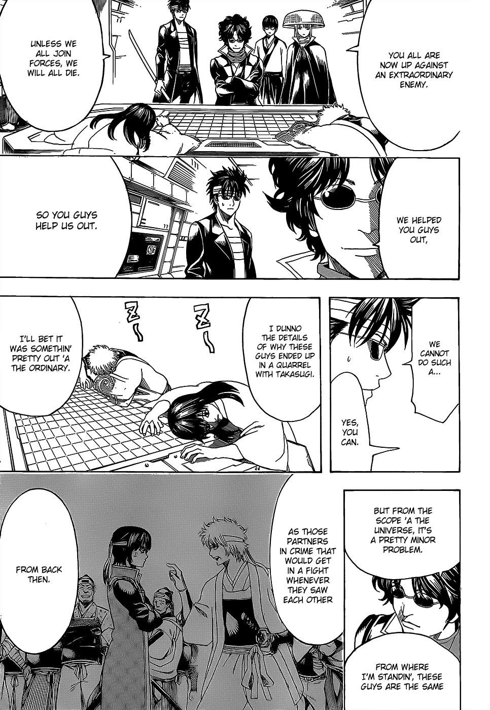 Gintama Chapter, 557 image 011