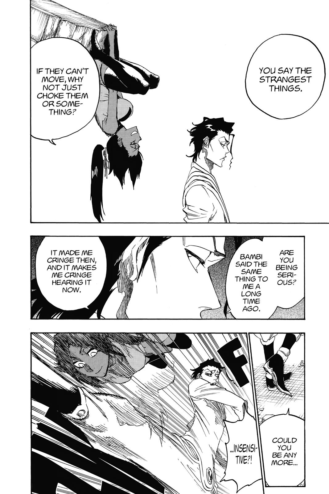 Bleach, Chapter 656 image 010