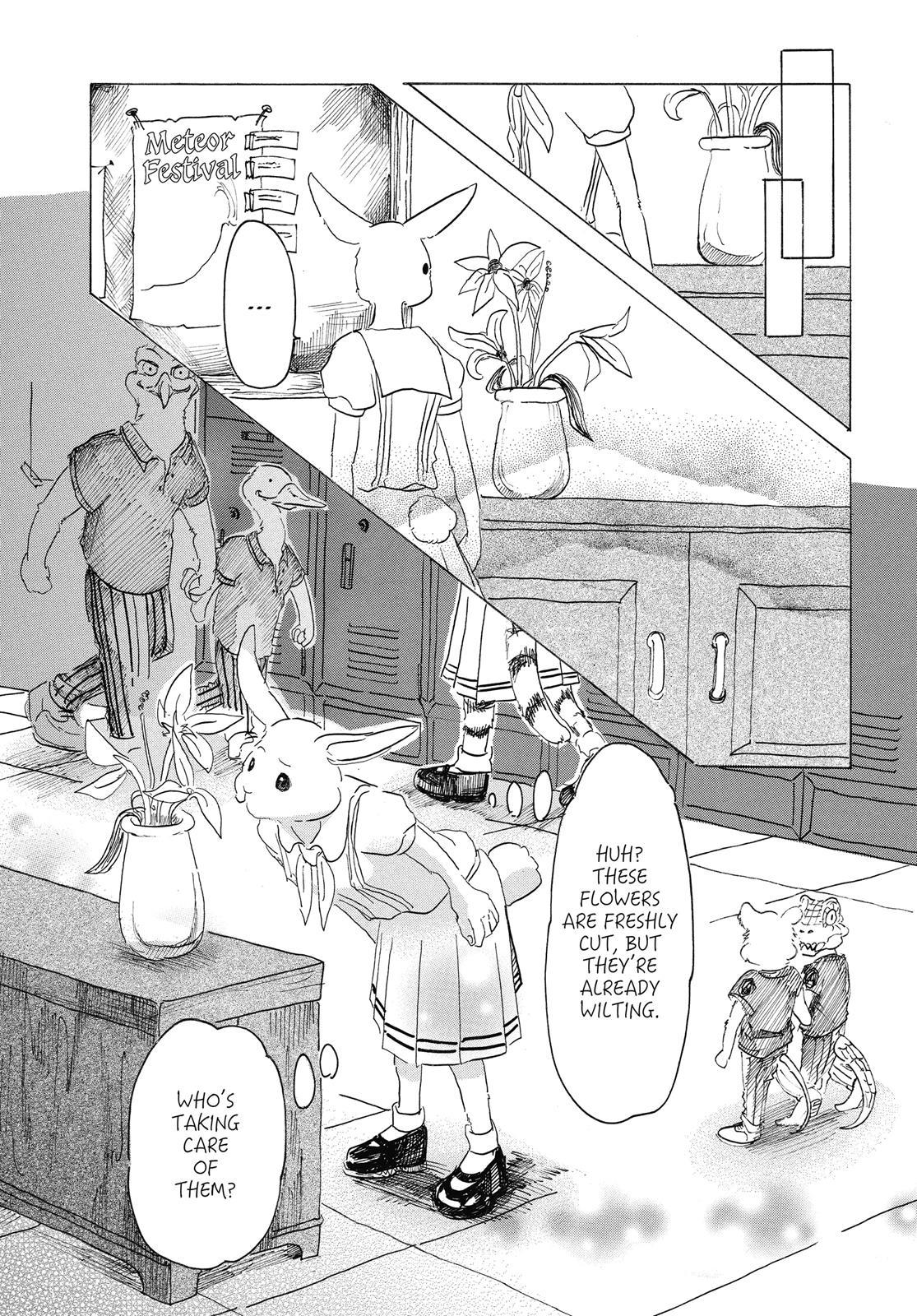 Beastars Manga, Chapter 18 image 013