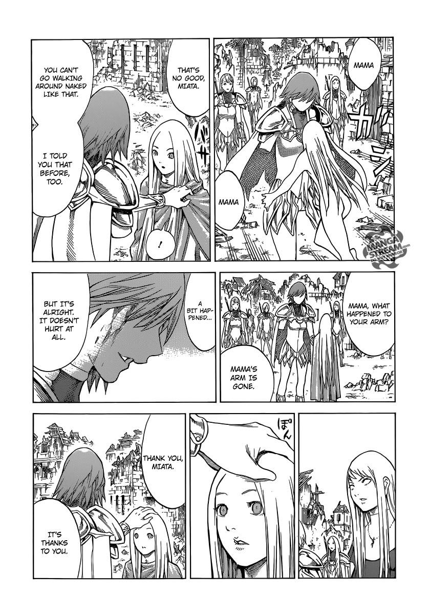 Claymore, Chapter 142 image 026