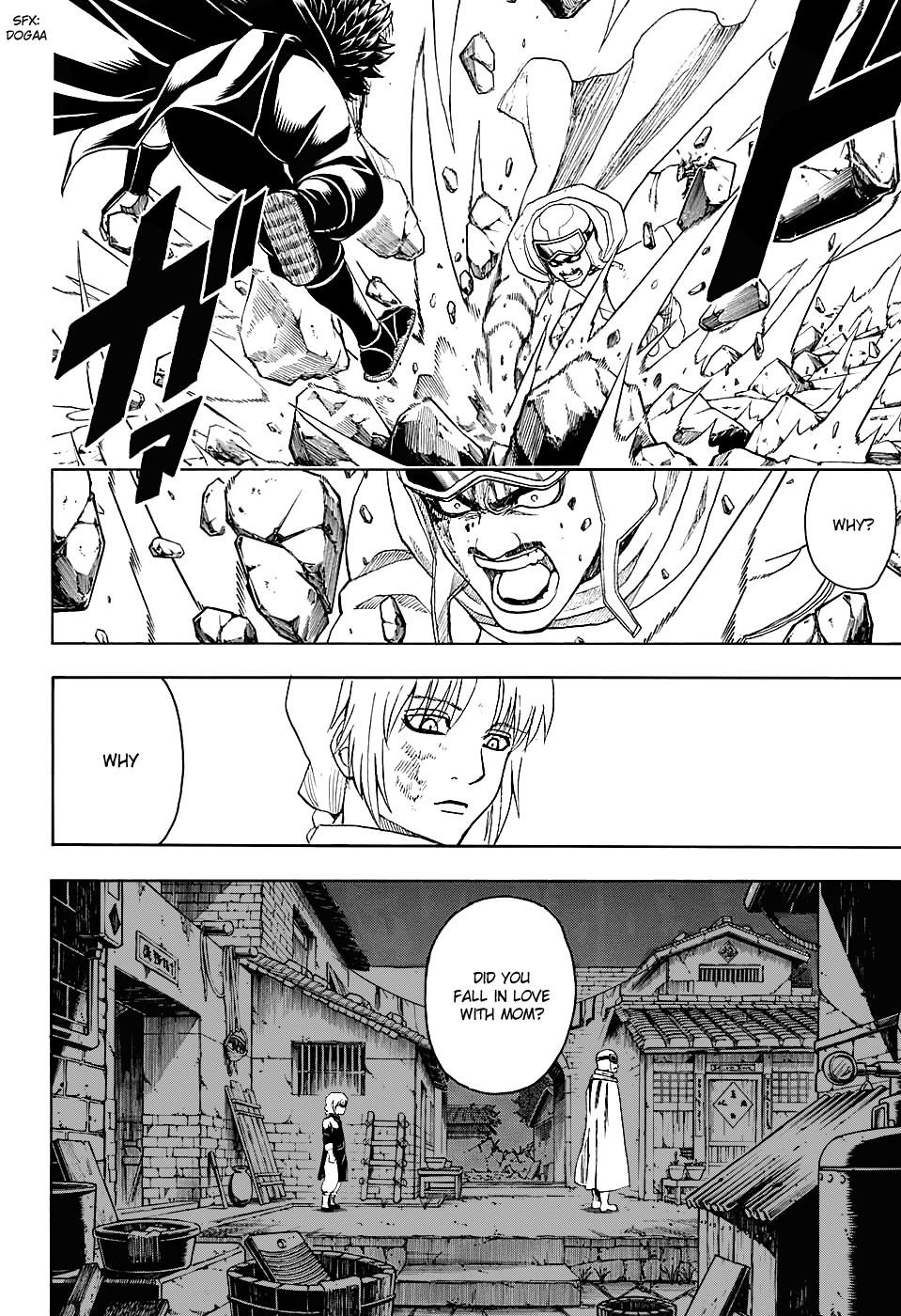 Gintama Chapter, 581 image 004