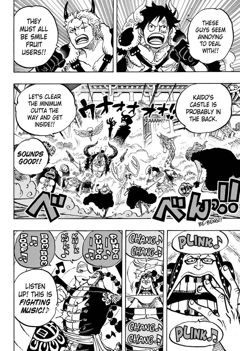 One Piece, Chapter 980 image 010